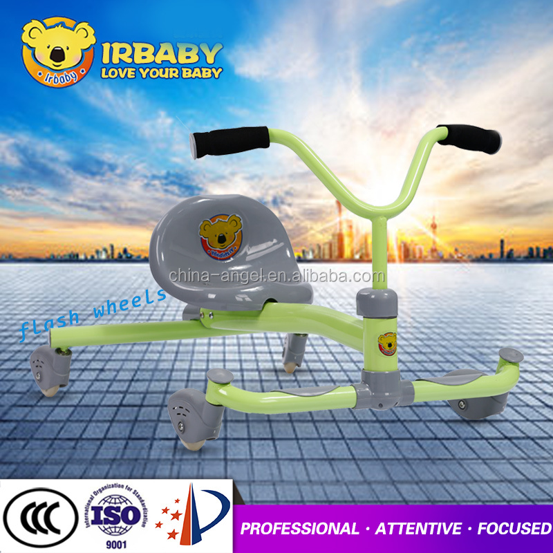 Wholesale Baby Shop Products Customized Baby swing /drift car
