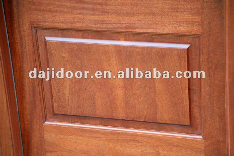 American Design Round Top Single Doors Wood DJ-S142