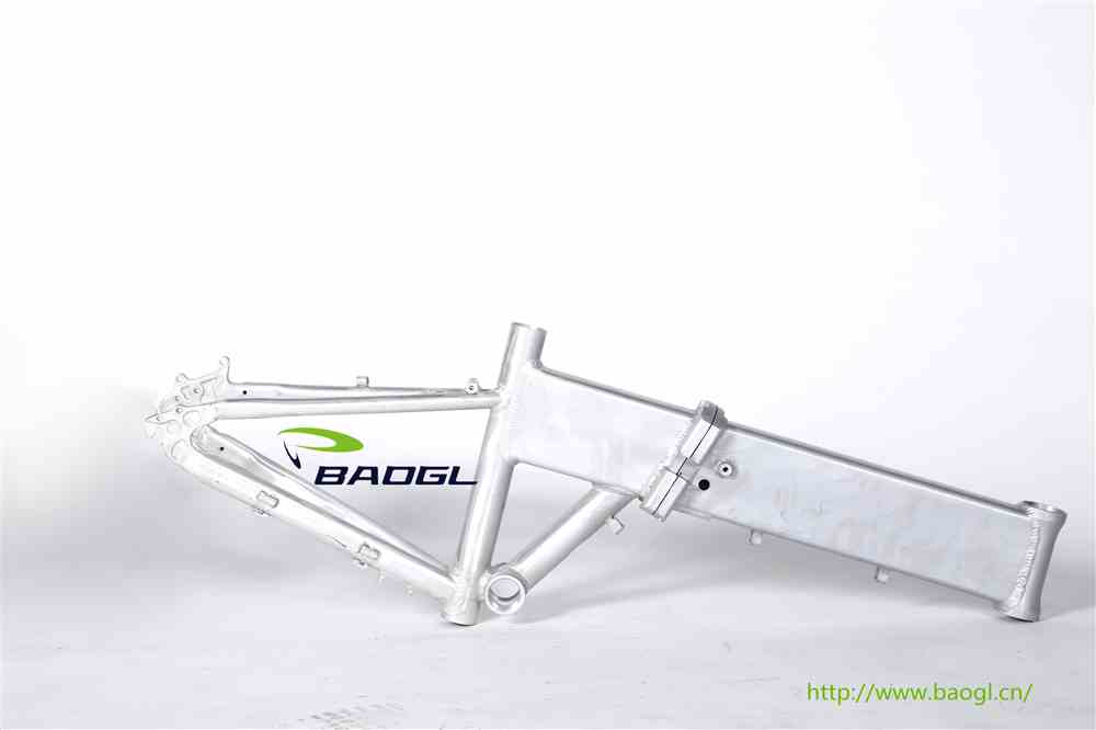 BAOGL bicycle frame for magnetic bicycle