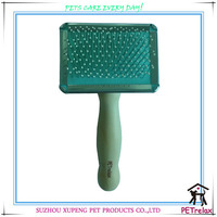 (S) PR80031-2 new round pet brush pet cleaning products dog cleaning brushes retractable dog brush