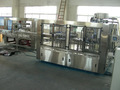 Hot Drink Washing/Filling/Capping Monoblock