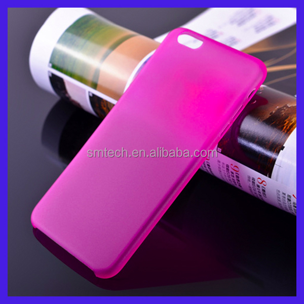 Manufacturer ultra Thin Case for Your Phone for Iphone 6 6S Case <strong>PP</strong> for iphone cover