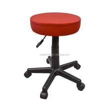 Bar Stool leather bar chair and hydraulic rolling bar stool