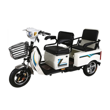 Passenger use adults electric tricycle mobility scooter