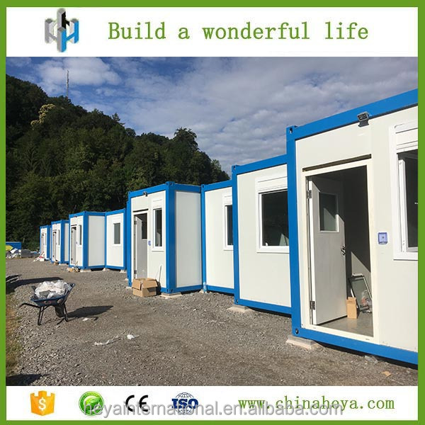 Slovenia portable prefabricated container house living units