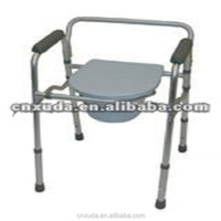 disabled commode chair