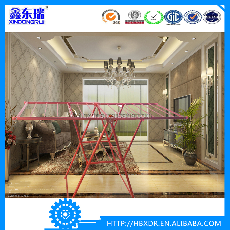 top quality OEM aluminum clothe drying rack export