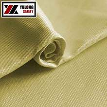 EN 11612 NFPA 2112 Para Aramid Viscose FR Fabric For Clothing