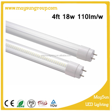CE ROHS approved 15w 18w Japan tube8 Japanese girl T8 tube light led zoo tube