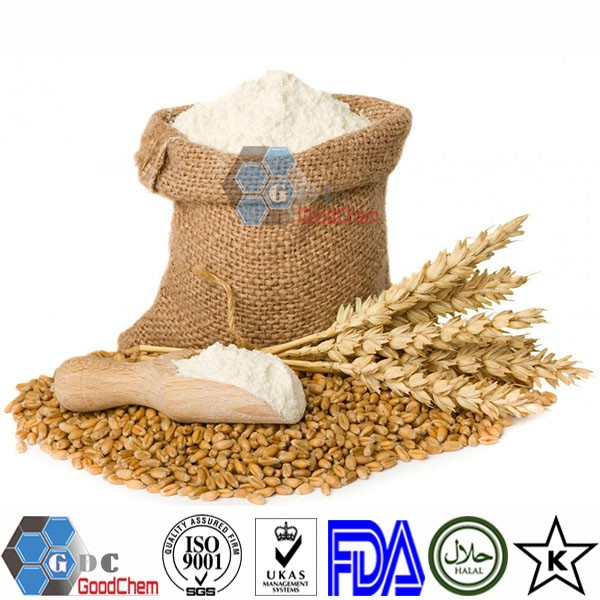 Exporters Organic Wheat Starch Flour