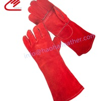 Working Glove For Welder