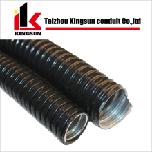 pvc coated gi corrugated metal flexible conduit