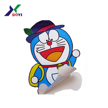 Cute cartoon character pattern favor cartoon PVC sticker