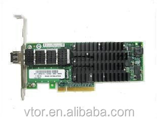 EXPX9501AFXSR PCI-E fiber server network card good condition