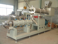 Farmed fish food making machine pellet forming machine