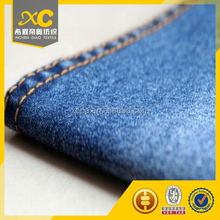 170gsm 100% cotton twill 3/1 denim fabric