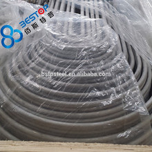 Hot selling U bend seamless stainless steel tube for factory price