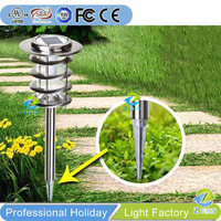 Outdoor waterproof Lawn solar garden led light