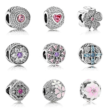 Factory Price charms New design fit pandoras charm silver 925 diy bead wholesale