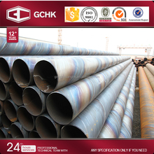 hot sales china manufacture commercial steel pipe sizes welding spiral pipe