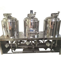 Restaurant pub home craft brewhouse/micro beer brewing equipment 50L 100L 200L 300L 500L