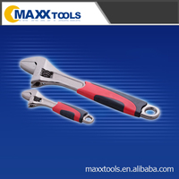 2015 new adjustable angle-head wrench.