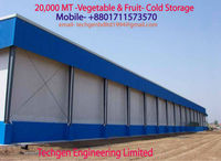 Cold Storage for Vegetable & Fruits