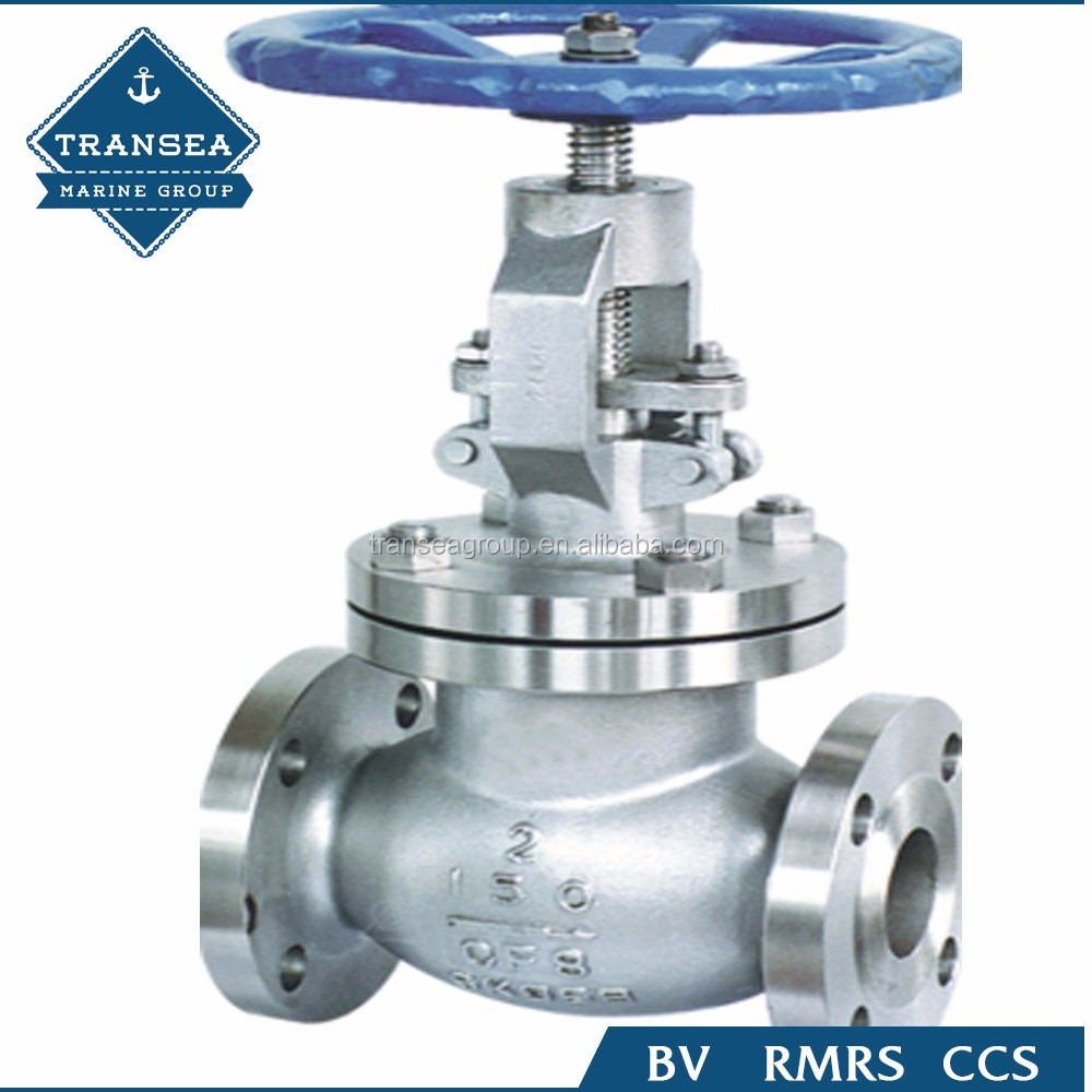 Flanged Stainless Steel Gate Valve For Oil Gas And Water PN16 DN100