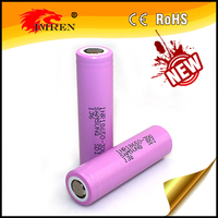 100% Real Samsung 30Q Inr 18650 30q battery 3000mah rechargeable battery 3.6V 3000mah power battery for samsung