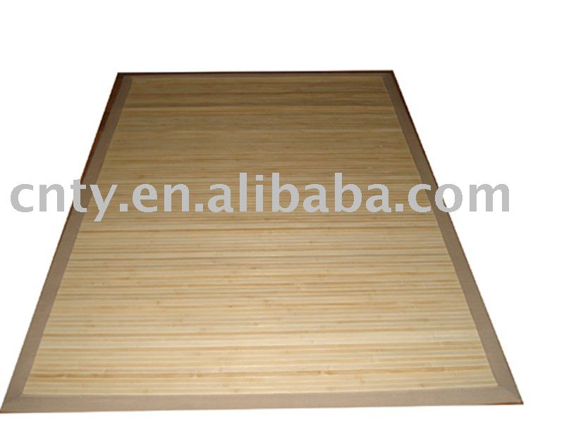 couleurs naturelles de grande taille bambou mat paillasson id de produit 252118378 french. Black Bedroom Furniture Sets. Home Design Ideas