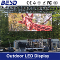 LED sign outdoor p8 message full color board advertising video wall