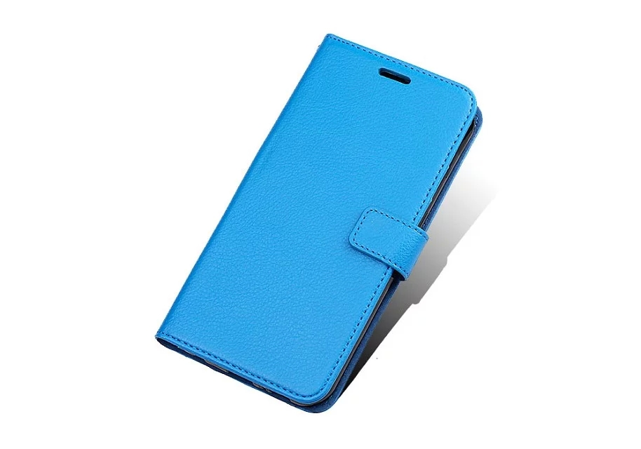 high quality new arrival litchi leather wallet case for samsung galaxy s7 edge