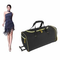 Travel GYM sports Dance bag with Garment Rack