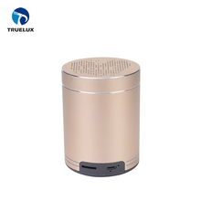 Round Cube Bluetooth Speaker With Radio Music Player Mini Size