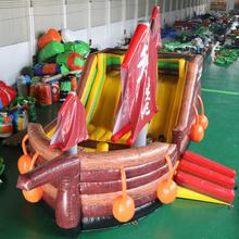 Giant kids sailing-like Inflatable bouncer with slides Cheap Inflatable castle baby Bouncer