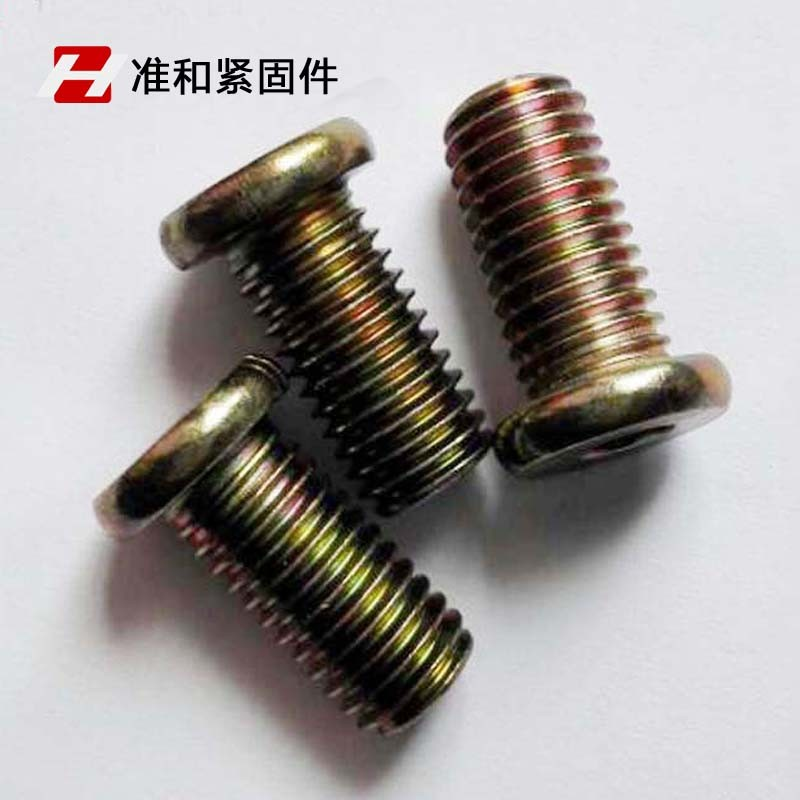 Hex socket cap Pan head screws