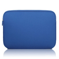 15-15.6 Inch Laptop Sleeve Case/Water-resistant Neoprene Notebook Computer Pocket Tablet Briefcase Carrying Bag/Pouch Skin