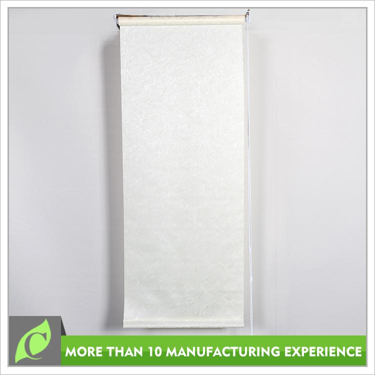 Easy operation manual Window use Custom blackout roller blind