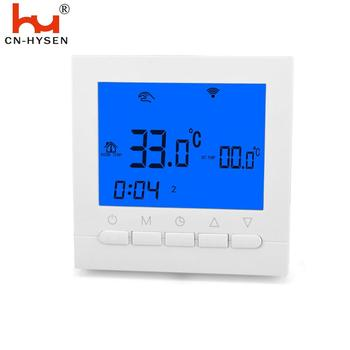 Touch Screen Heating Programming Thermostat