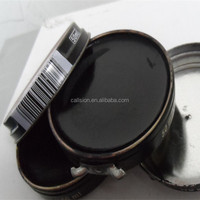 Good price Brand 50 ml 40g black wax shoe polish