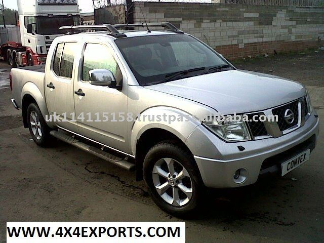 Navara Bakkie Second Hand Nissan Car