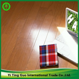 2015 Hot sales coffee strand woven bamboo flooring