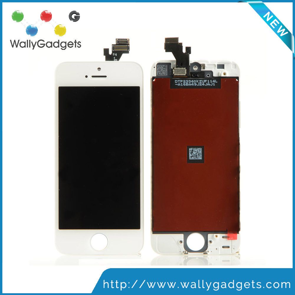 ex-factory price good IC chip for iphone 5 lcd digitize