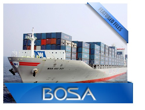 co-loader ocean freight service freight forwarding door to door service