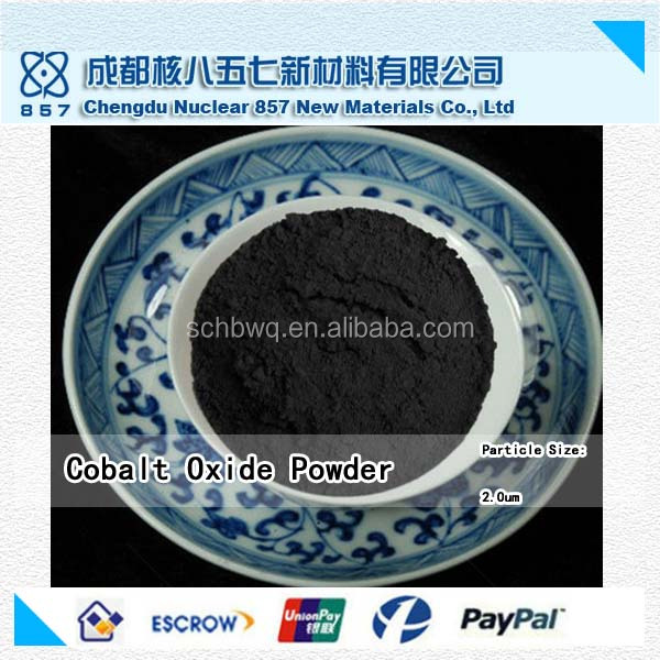 china factory outlet CR-72 cobalt oxide Co3O4 powder price