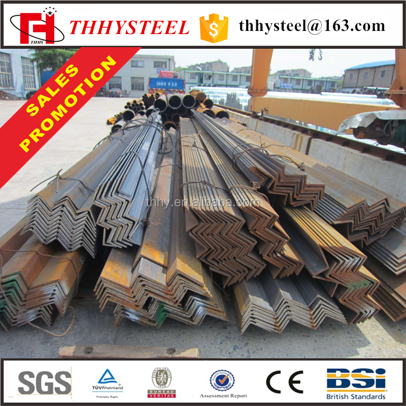bulk buy from china 110*8 Q235 Q345 SS400 S235 45 135 degree galvanized steel angle iron