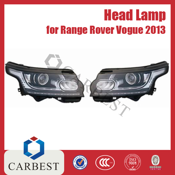 High Quality Head Lamp Head Light Front Lamp Front Light for Range Rover Vogue 2013