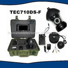 2014 Underwater Fish Finder Video Camera, 360 Degree Rotatable Underwater Fishing Camera TEC710DS-F