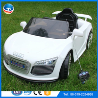 2014 Chinese hot sale cheap price high quality remote control kids ride on electric cars toy for wholesale