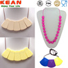 Chunky Necklaces Colorful Statement Necklace Make Costume Jewelry Necklaces